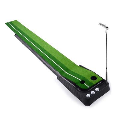 퍼팅 연습기 골프 스윙 레일 매트 연습용품