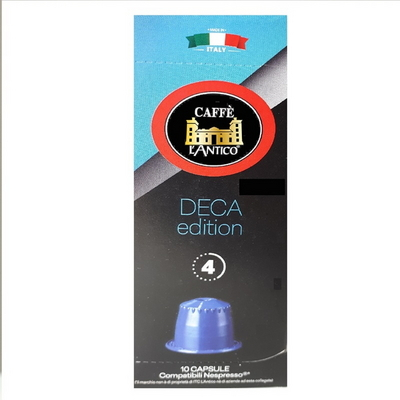 란티코 캡슐 커피 4종  40개 캡슐 - 네스프레소호환캡슐