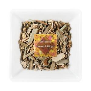 유기농 레몬진저 블랜드티  (50-100티백500g1Kg) 허브차 과일차