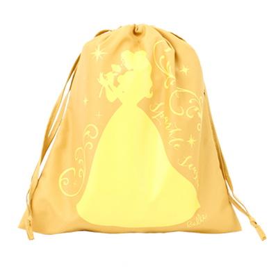 디즈니 미녀와야수 조리개 가방 피크닉 주머니 파우치