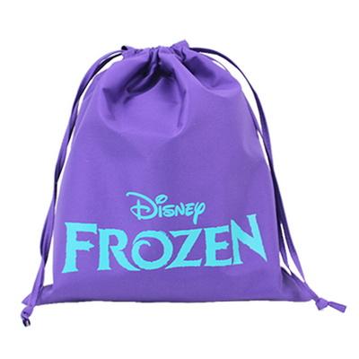 디즈니 겨울왕국 조리개 가방 피크닉 주머니 파우치