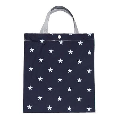 핸드메이드 방수 주머니 가방 별빛(네이비)