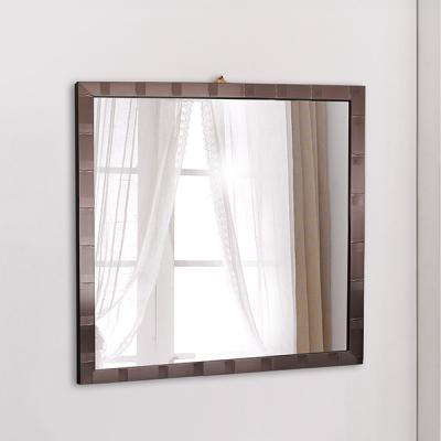 드레지 사각 800 반신 거울 벽걸이형