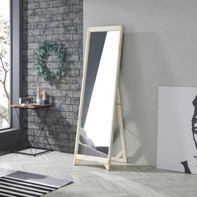 스노우 레드파인 전신 거울