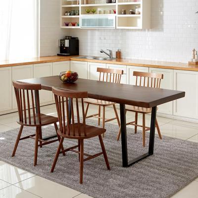 노리젠 우드슬랩 식탁테이블 2000