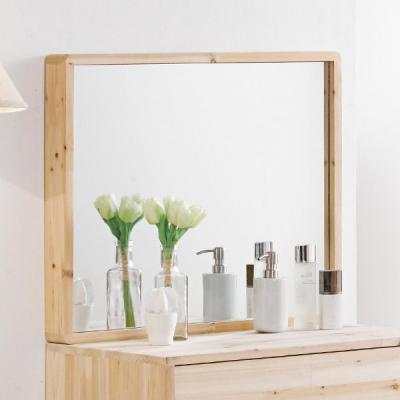 도키오 원목 거울