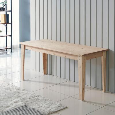 라도티 삼나무 원목 테이블 1200