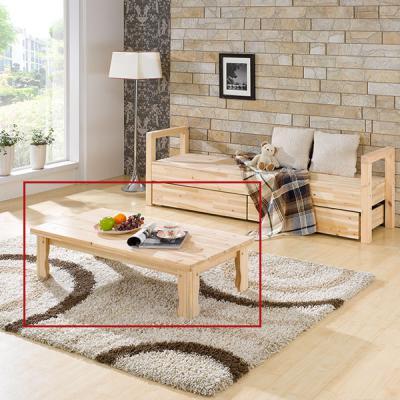 마이차 삼나무 원목 소파 테이블