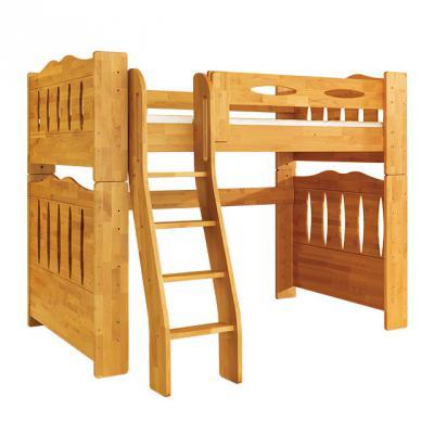 티포 엘다원목 2층 침대 B타입