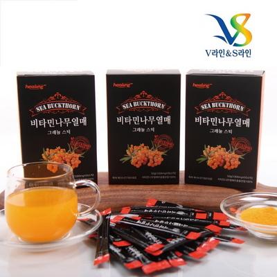 V라인S라인 비타민나무열매 60정 2통 - 50스틱