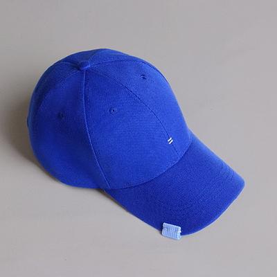 투스티치 볼캡 - 블루