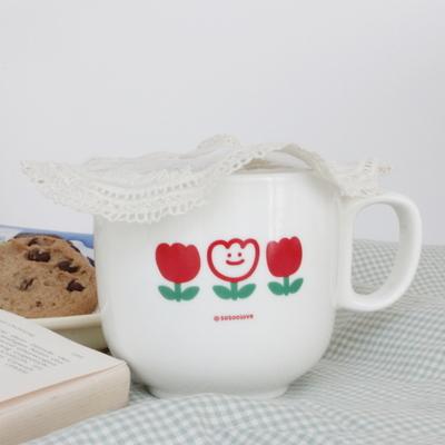 tulip mug cup