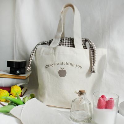 사과 피크닉 bag