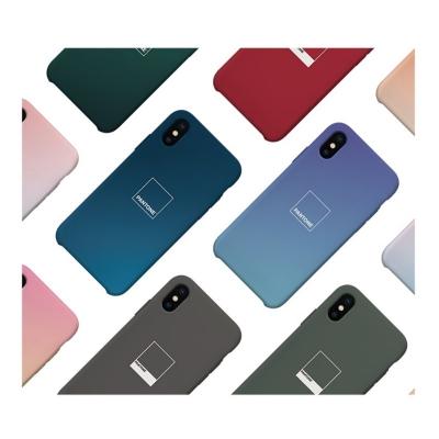 팬톤 핸드폰 슬림핏 하드 케이스 아이폰 갤럭시케이스