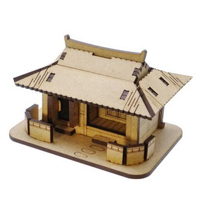 한국전통가옥 기와집 입체퍼즐