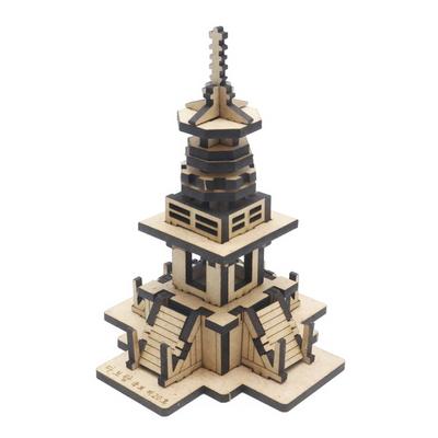 다보탑 입체퍼즐