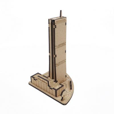 서울 랜드마크 63빌딩 입체퍼즐