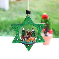 모또나무 별세상 루돌프(크리스마스 장식)