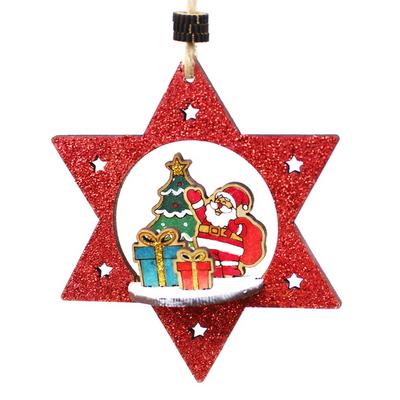 별세상 산타클로스 만들기 (크리스마스 장식)