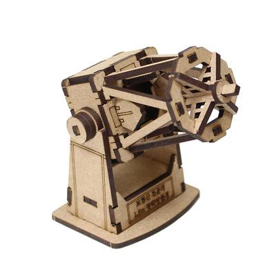 보현산 1.8m 광학망원경 만들기 입체퍼즐