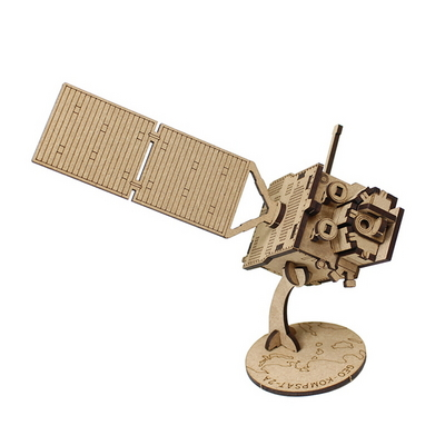정지궤도복합위성 천리안 2호 만들기 입체퍼즐