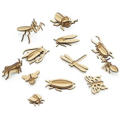 교과서에 나오는 곤충 만들기 12종 set