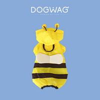 꿀벌 우비 강아지 우비 애견용 우비 비옷