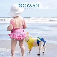 강아지 수영복 강아지 비키니 애완용 수영복 축구유니폼