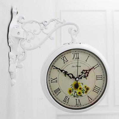 [데일리데코] 메피토스 양면 벽시계