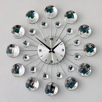 데일리데코 먼델 크리스탈 시계 (대)