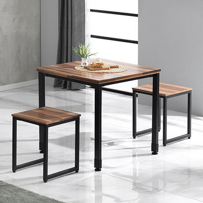 아미띠에 로주 LPM 750 식탁+의자 세트