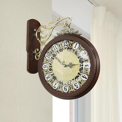 데일리데코 누치 엔틱 양면 시계