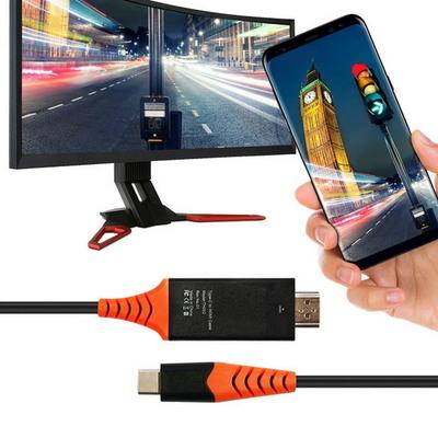 갤럭시 노트9 S10 노트10 스마트폰 TV연결 미러링케이블