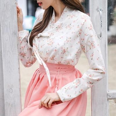 벚꽃엔딩 저고리 치마 세트