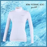김영주 여성 쿨스킨 이너웨어 냉감 티셔츠 KS0MLTS021