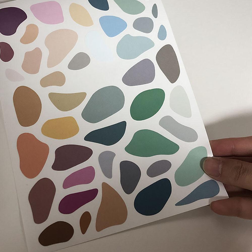 pastel sticker - 옹쟈, 2,000원, 스티커, 포인트데코스티커