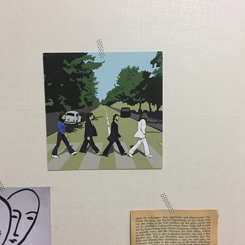 비틀즈카드 - 옹쟈, 1,500원, 카드, 디자인 카드