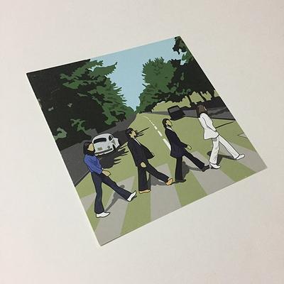 비틀즈카드