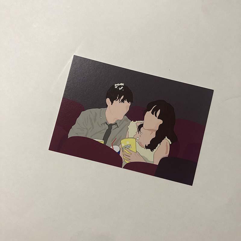 썸day엽서 - 옹쟈, 2,400원, 카드, 디자인 카드