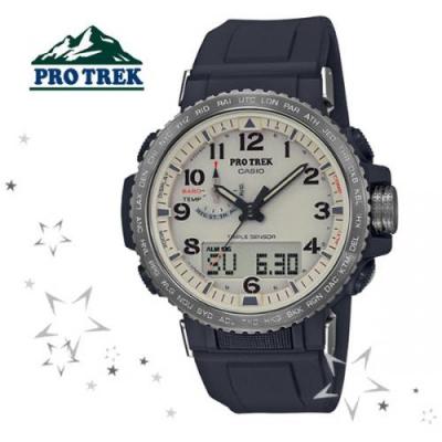 PRW-50Y-1B 1BDR 남성 터프솔라 시계