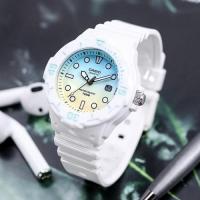 여성 아날로그 전자 손목 시계 LRW-200H-2E2