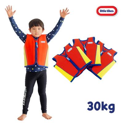리틀타익스 네오플렌 수영자켓 30kg 어린이 부력보조복
