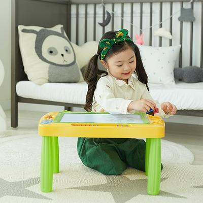 큰화면영재책상세트_ 공부상