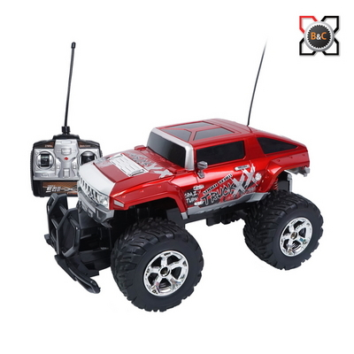 트리플 X 충전지팩 타입 입문용 대형알씨카 무선조종 RC 장난감 자동차
