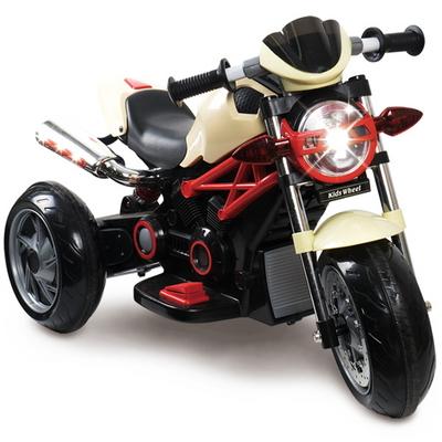 아이와 파워휠 전동 오토바이 2모터 장착