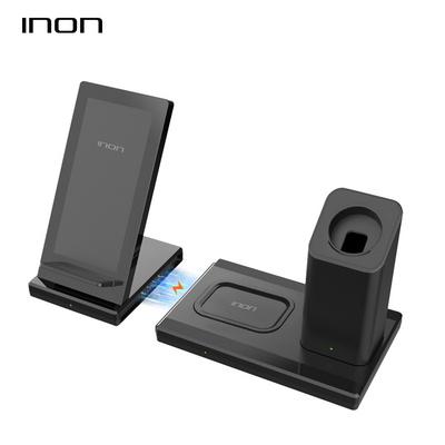 아이논 3in1 고속 무선충전기 갤럭시워치3 IN-WC510TS