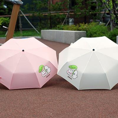 국내캐릭터 호롱포롱 3단 우산