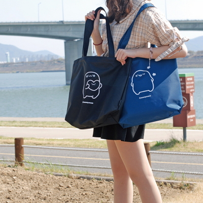 인기 캐릭터 정품 방수 쇼퍼백 4종 중 선택