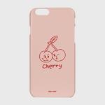 (하드-터프-슬라이드)-Twin cherries-Indy pink