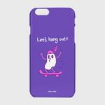 (하드-터프-슬라이드)-Board peanut-purple